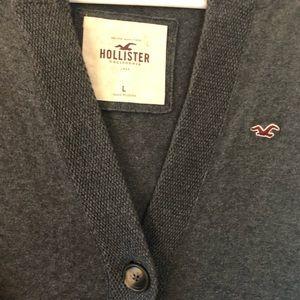 Hollister Short Sleeve Hoodie